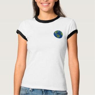 Camiseta A terra precisa todos os amigos que pode obter