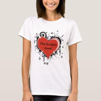 Camiseta A tia das noivas