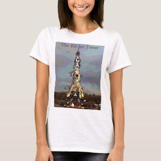 Camiseta A torre da FEI-pele