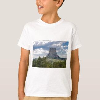 Camiseta A torre do diabo