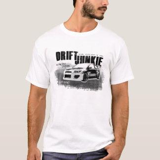 Camiseta A tração dos homens novos ostenta o t-shirt