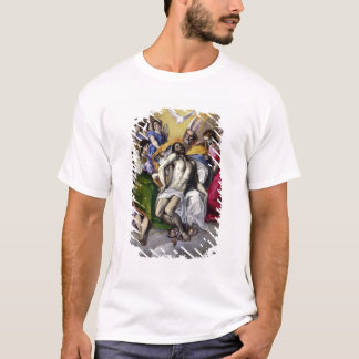 Camiseta A trindade, 1577-79 (óleo em canvas)