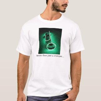 Camiseta A trombeta é um estilo de vida