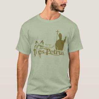 Camiseta A Turquia Es Petrus - Oro