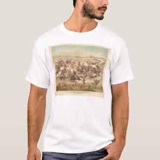 Camiseta A última carga de Custer (0481A)