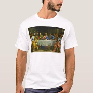 Camiseta A última ceia por Philippe de Champaigne 1654