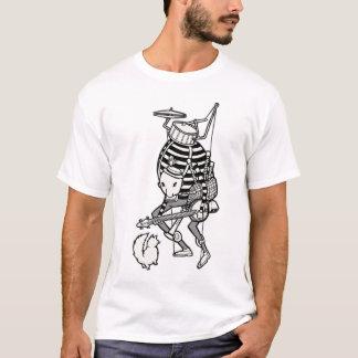 Camiseta A uma banda do homem
