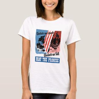 Camiseta A união faz a força -- WW2
