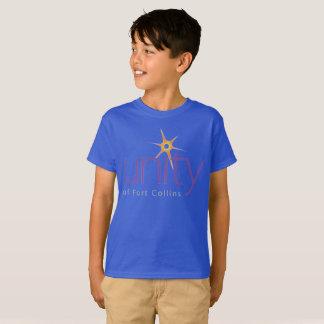 Camiseta A unidade dos miúdos do T de Fort Collins