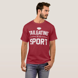 Camiseta A utilização não autorizada é um esporte