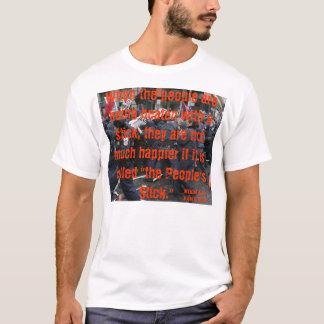 Camiseta A VARA Mikhail Bakunin dos POVOS