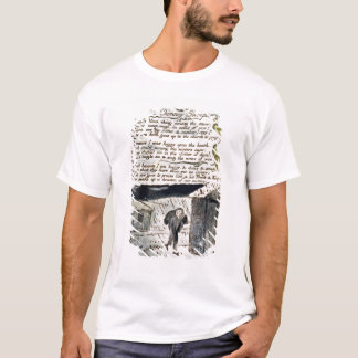 """Camiseta """"A vassoura da chaminé"""", chapeia 41 (Bentley 37)"""