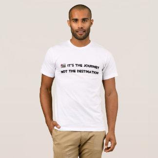 Camiseta A viagem