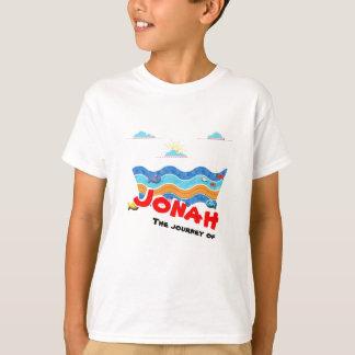 Camiseta A viagem de Jonah