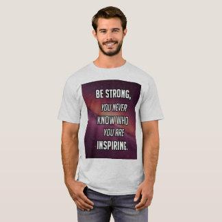 Camiseta A vida cita o t-shirt