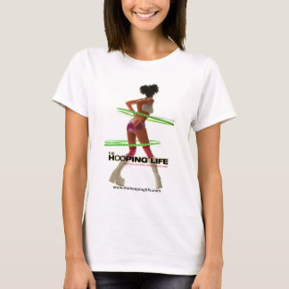 Camiseta A vida de Hooping - TShirt do poster