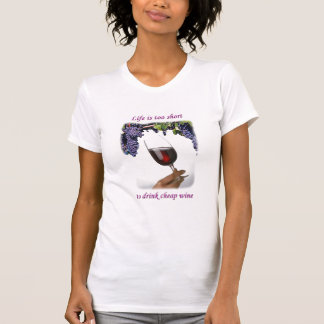 Camiseta A vida é #1 demasiado curto