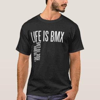 Camiseta A vida é BMX