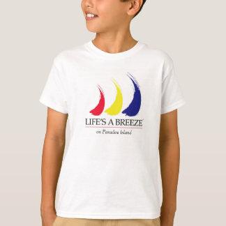 Camiseta A vida é uma ilha de