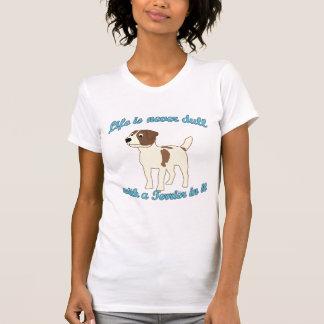 Camiseta A vida não é maçante