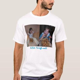 Camiseta A vida resistente… come!!