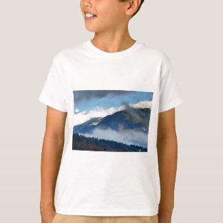 Camiseta A vista transversalmente à igreja de Catherine do
