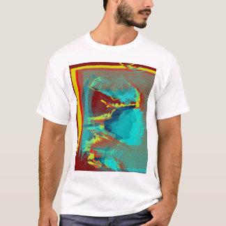Camiseta A vítima de Trainwreck do indiano melhora de uma
