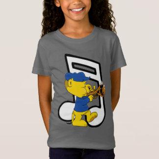 Camiseta A zaragata musical de Ferald!