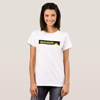 Camiseta AArgH, irritado