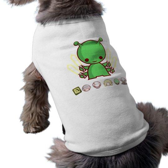 Camiseta AaT - marcianos
