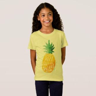 Camiseta Abacaxi doce