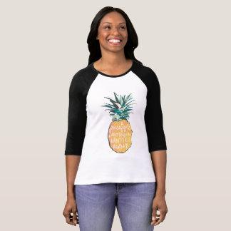 Camiseta Abacaxis