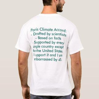 Camiseta Abaixo de 2 graus