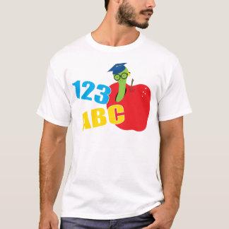 Camiseta ABC Worm