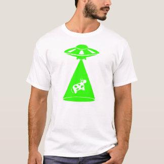 Camiseta Abducção da vaca