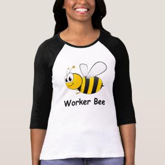 Camiseta Abelha de trabalhador