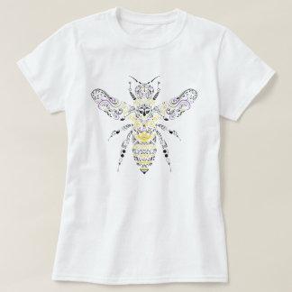 Camiseta abelha ornamentado do mel