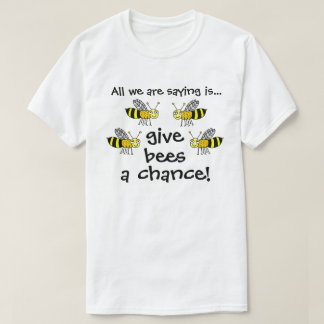 Camiseta Abelhas