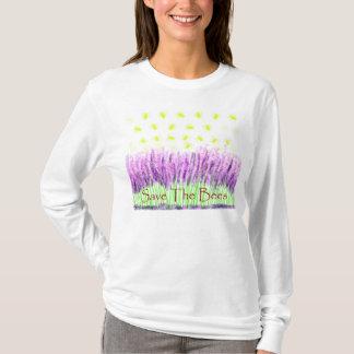 Camiseta Abelhas da lavanda