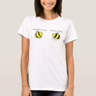 Camiseta Abelhas no amor