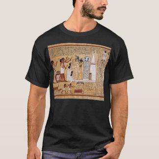 Camiseta Abertura do livro da cerimónia da boca do morto
