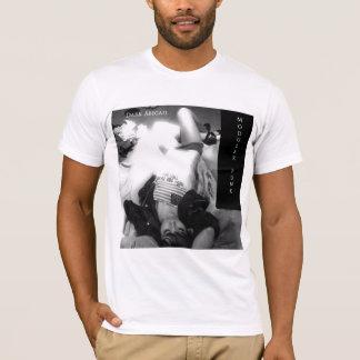 Camiseta Abigail escura - roupa americano T cabido (homens)