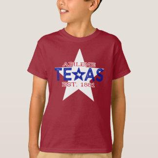 Camiseta Abilene Texas