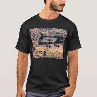 Camiseta Abóbada velha de Jerusalem da cidade de Temple