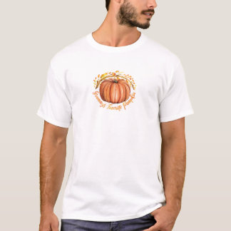 Camiseta Abóbora de Grammys