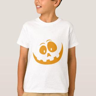 Camiseta Abóbora do Dia das Bruxas da lanterna de O de Jack
