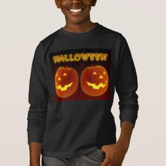Camiseta Abóboras do Dia das Bruxas