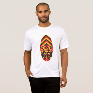 Camiseta aborígene tribal
