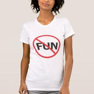 Camiseta Aborrecedor do divertimento