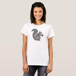 Camiseta Aborrecedor do esquilo